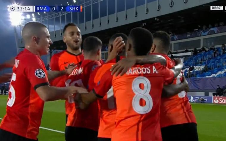 Real Madrid nastavlja da mrljavi, Shakhtar zasluženo